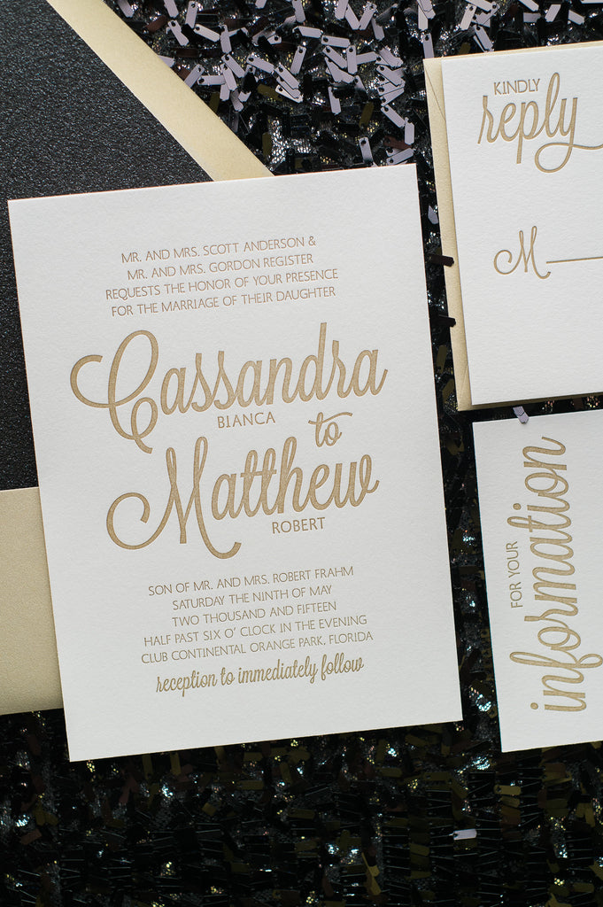 CAITLIN Suite // STYLED // Glitter Package