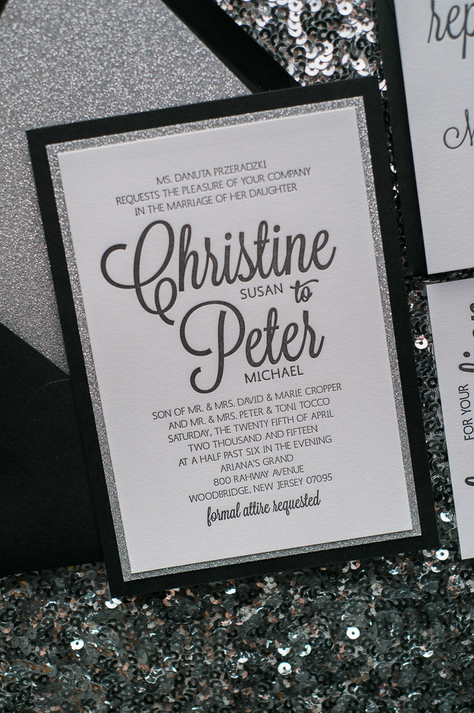 CAITLIN Suite // STYLED // Fancy Glitter Package