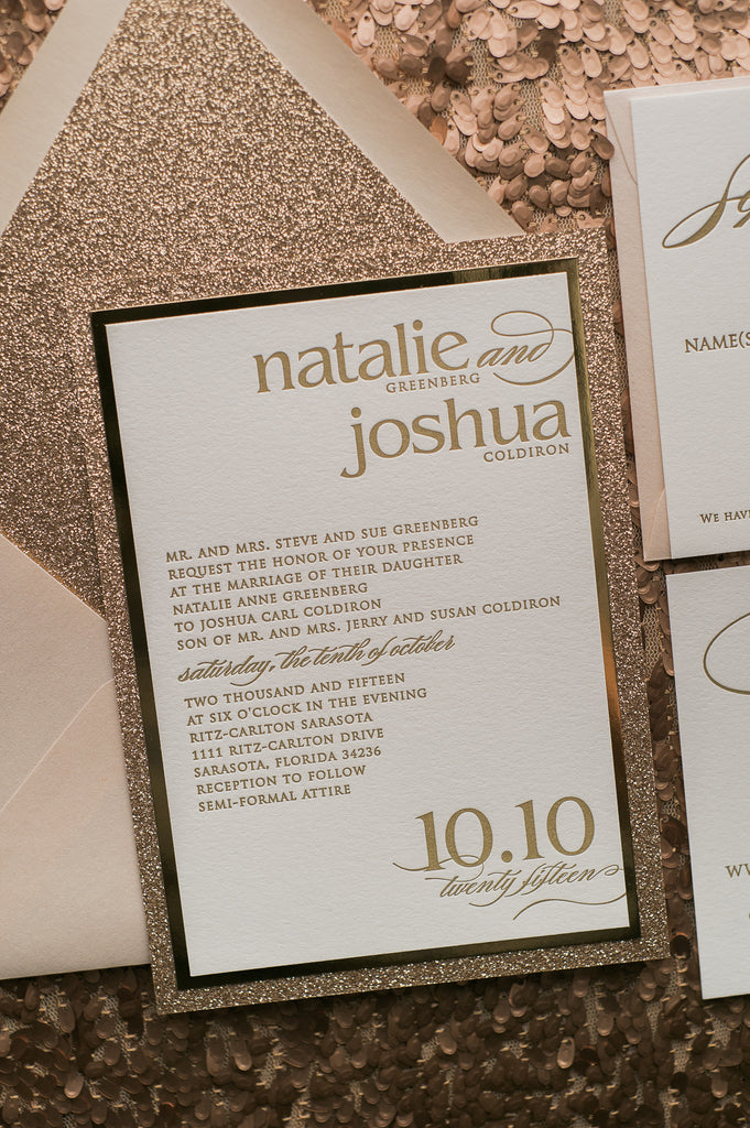 CYNTHIA Suite // STYLED // Fancy Glitter Package