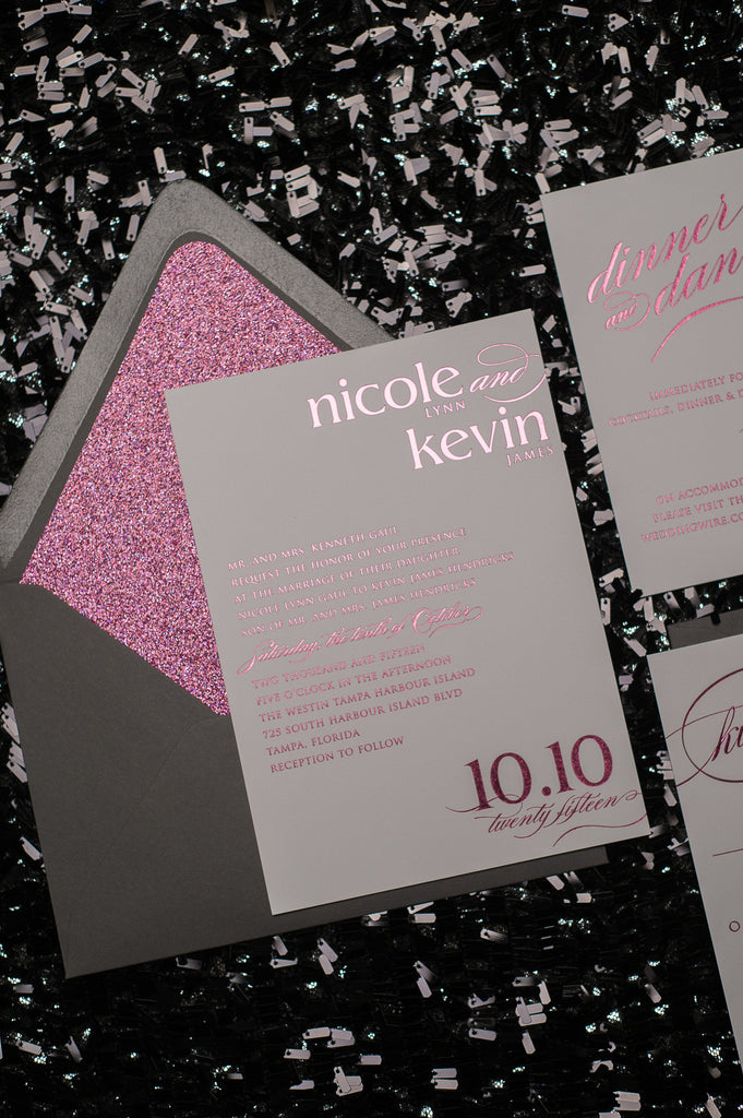 CYNTHIA Suite // STYLED // Glitter Package