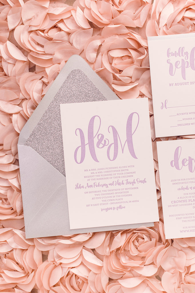 HELEN Suite // STYLED // Glitter Package