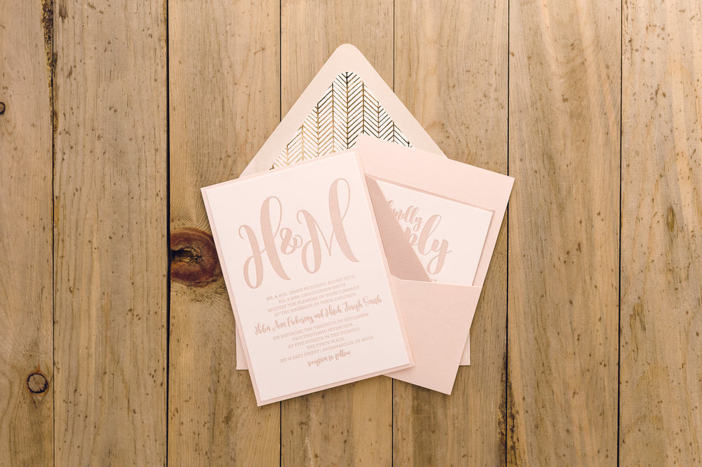 HELEN Suite // STYLED // Panel Pocket Package