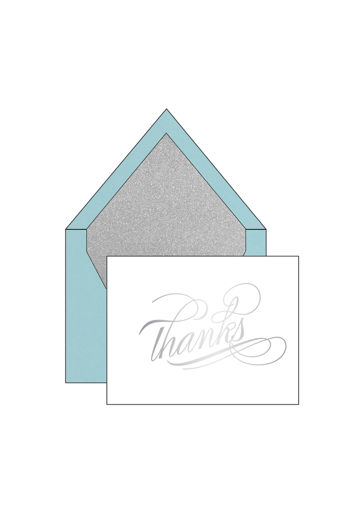 RAQUEL Thank You Card