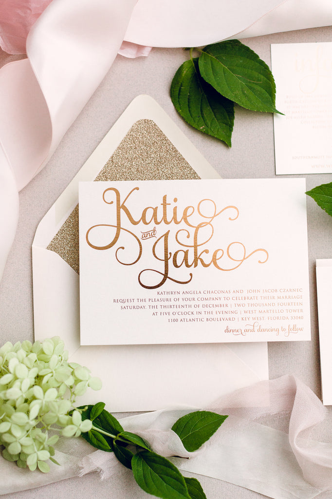 ADELE Suite // STYLED // Glitter Package – Just Invite Me