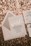 WHITNEY Suite // STYLED // Glitter Package