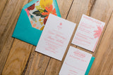 KONA Suite // STYLED // Floral Package