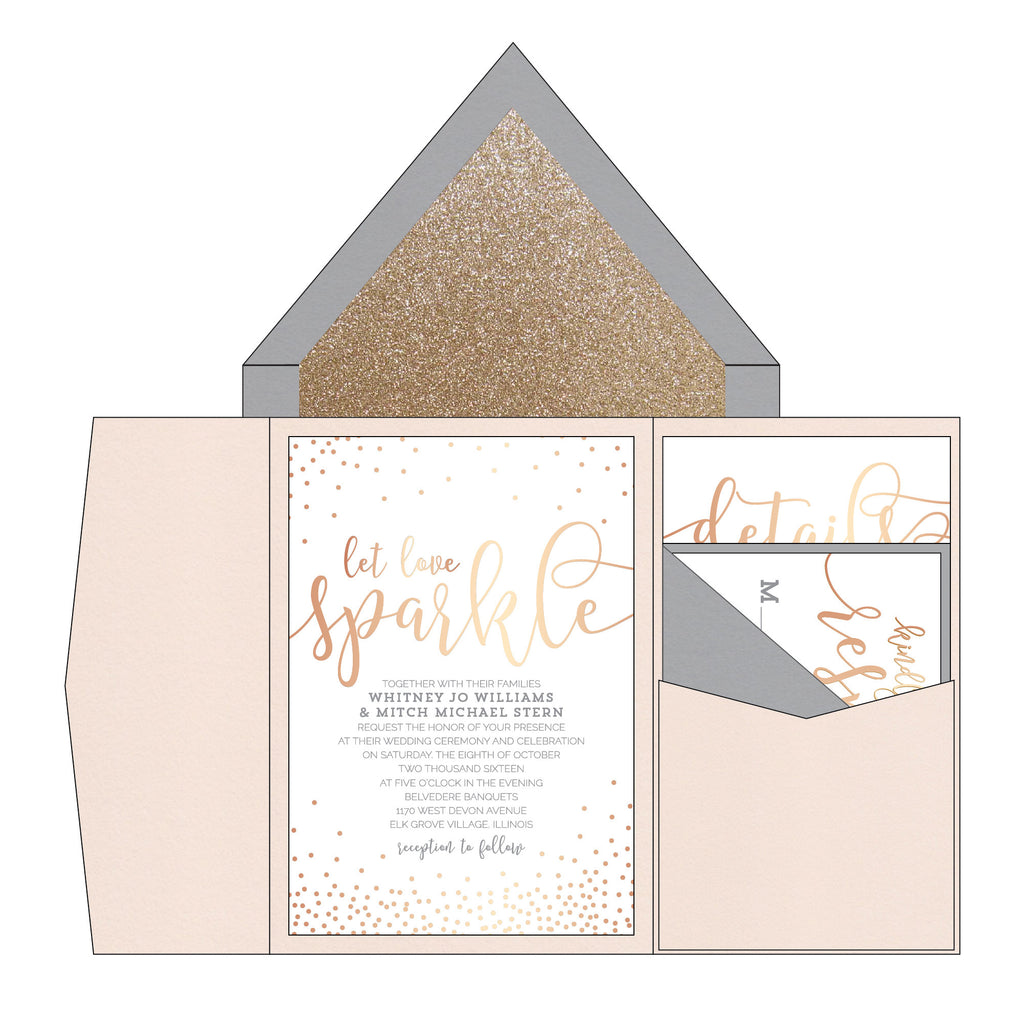 WHITNEY Suite // STYLED // Pocket Folder Package