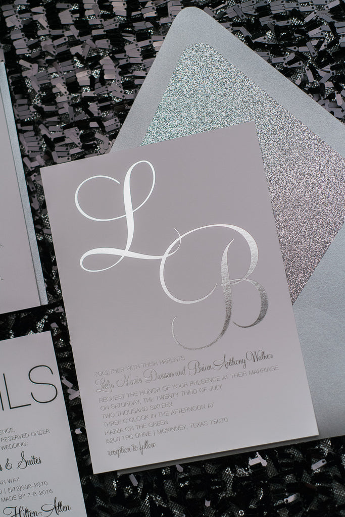 LESLIE Suite // STYLED // Glitter Package