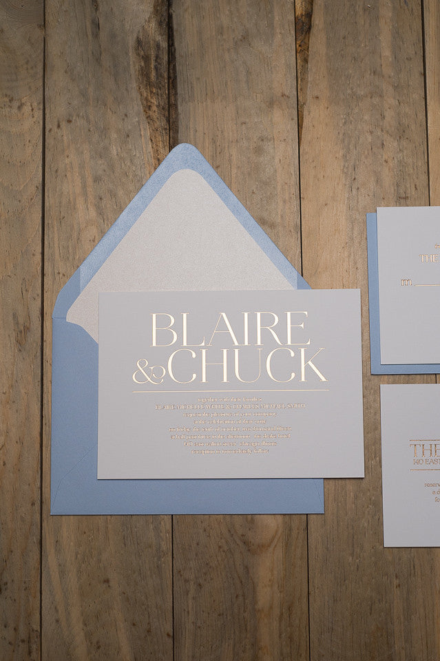 BLAIRE Suite // STYLED // Romantic Package