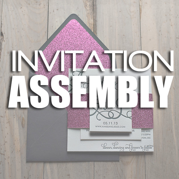 Assembly // Invitations