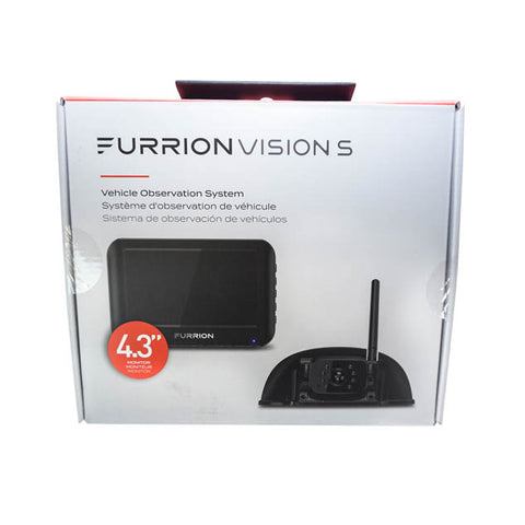 Furrion Rear Observation Camera 4.3""