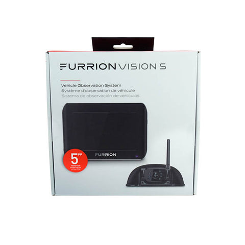 Furrion Rear Observation Camera 5""