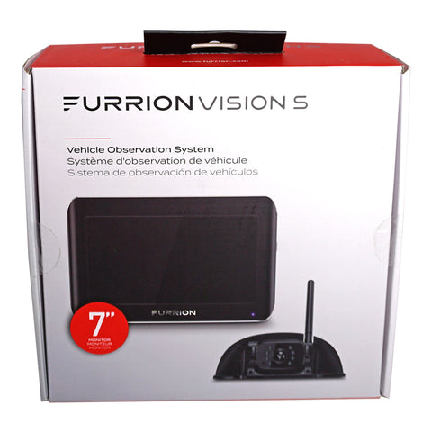 "7"" Furrion Camera"