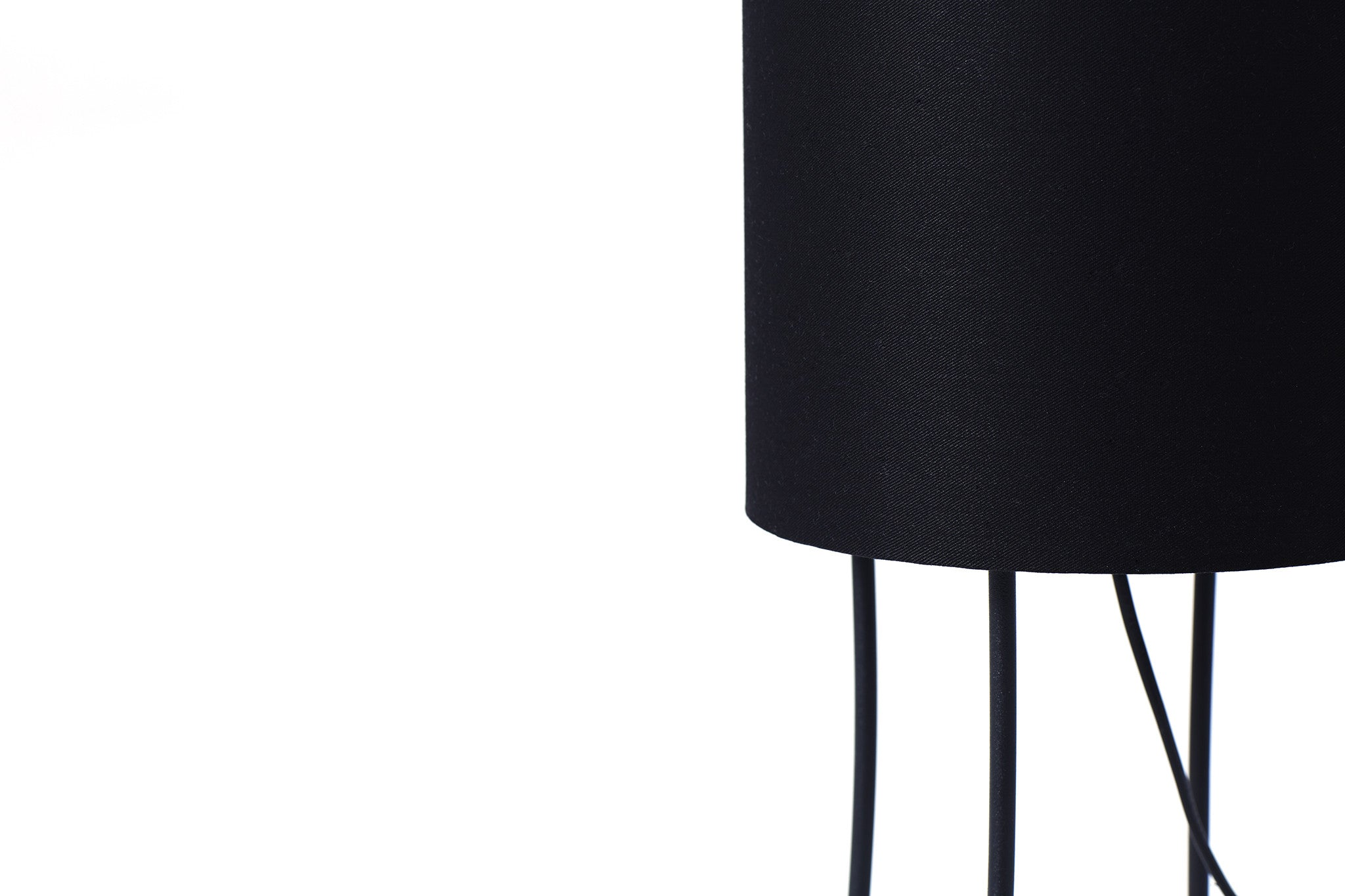 Jasper Table Lamp (Black)