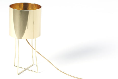 Jasper Table Lamp (Brass)