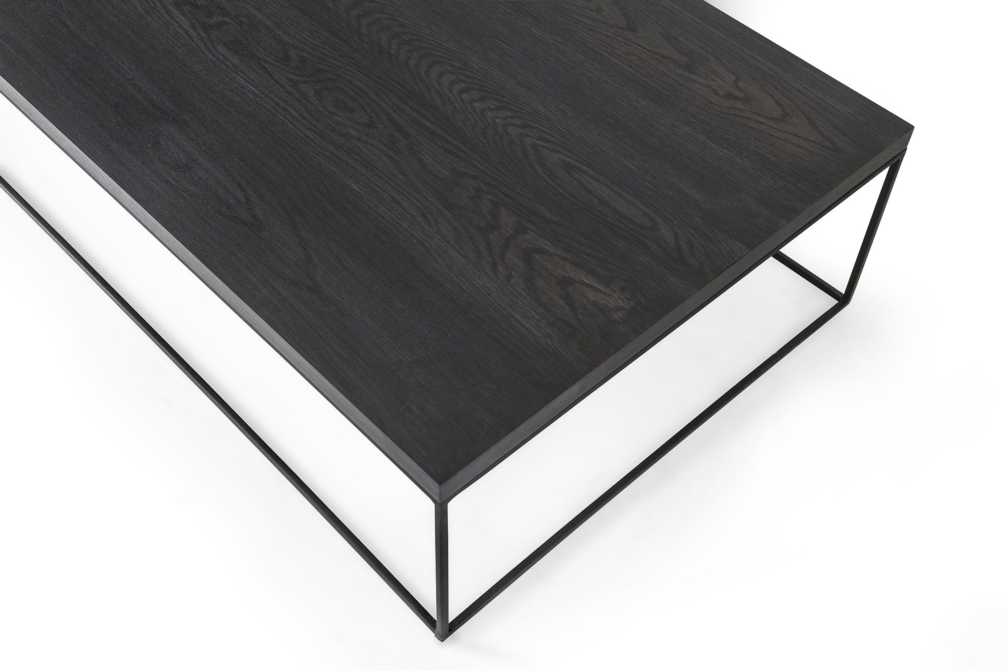 Mirage Coffee Table (Black Oak)