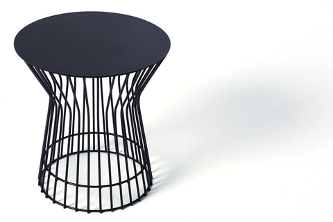 XO Side Table (Black)