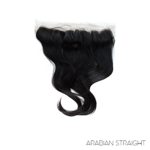 "LACE FRONTAL 13X4"" - ARABIAN STRAIGHT"