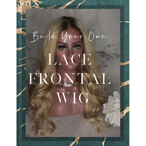 CUSTOM CROWN | Design-Your-Own-Lace-Frontal-Wig (Add On)