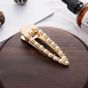 Mother of Pearl Glam Hairpins
