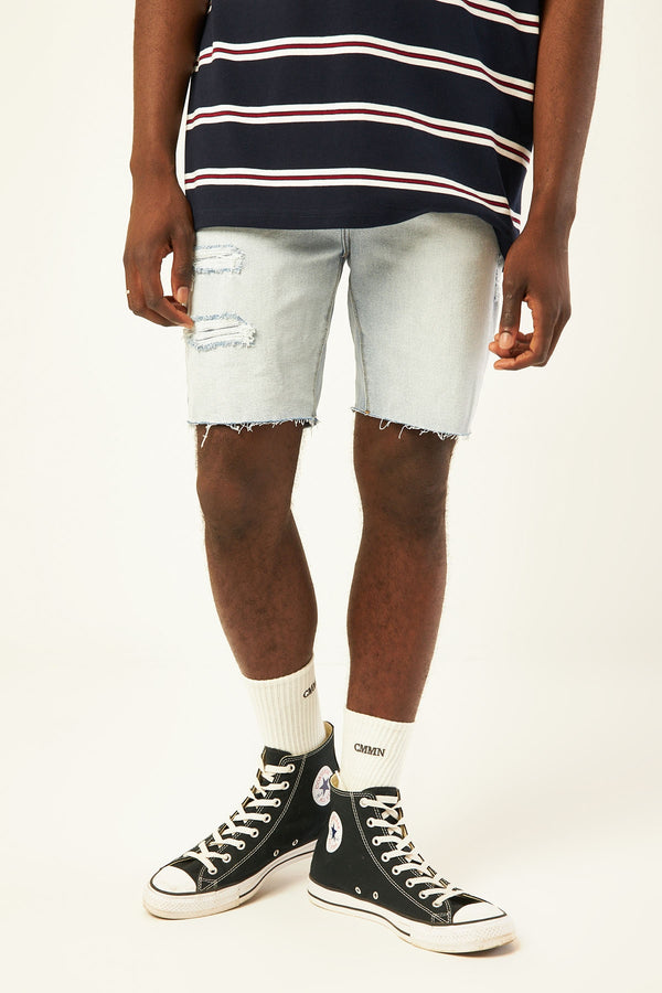 A BRAND - A Dropped Skinny Short No Rules