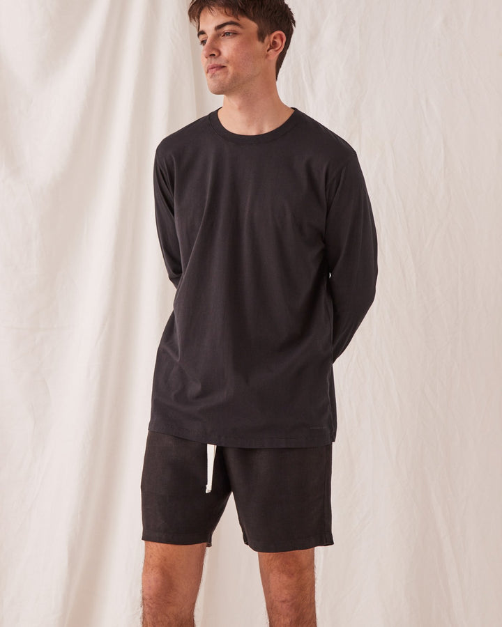 ASSEMBLY - Transition Short Black