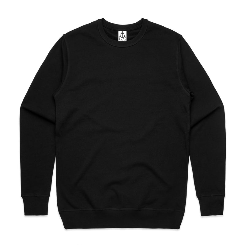 QUAY - Basic Tall Sweater Black