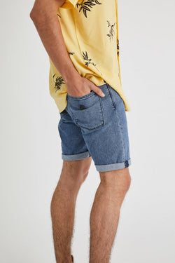 A BRAND - A Dropped Skinny Short Apollo