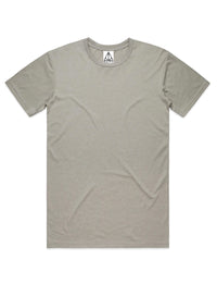 QUAY - Basic Reg Tee Washed Khaki