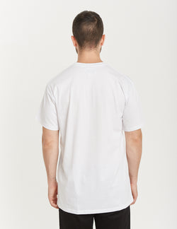 QUAY - Basic Reg+ Tee White