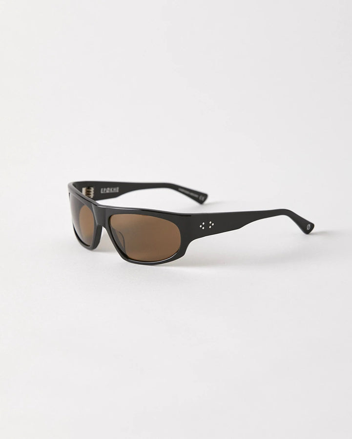 EPOKHE - Lavaz Sunglasses Black Polished