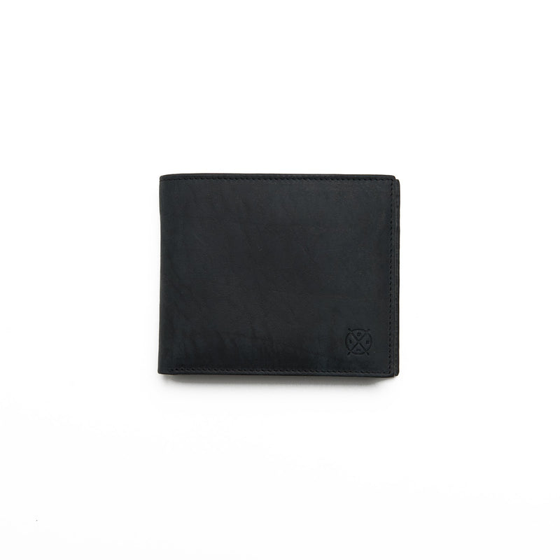 STITCH & HIDE - Henry Wallet Black