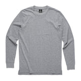 QUAY - Basic L/S Tee Grey