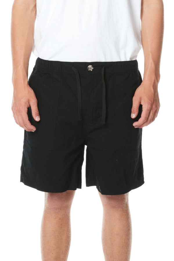 MISFIT - Rondo Midu Short Washed Black
