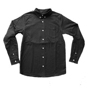 QUAY - Oxford L/S Shirt Black