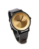 MR SIMPLE - Dixon Watch Black & Gold