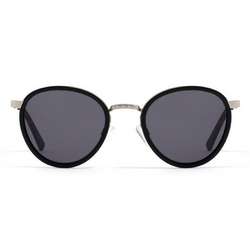 Epokhe Poezd Black Matte Sunglasses Front View