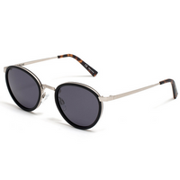 Epokhe Poezd Black Matte Sunglasses Side View