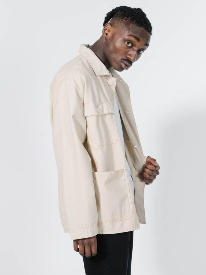 THRILLS - Work Shop Jacket Thrift White