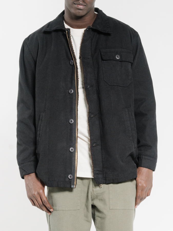 THRILLS - Legion Sherpa Jacket Black