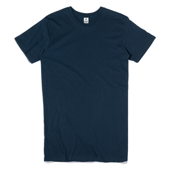 QUAY - Basic Tall Tee Navy