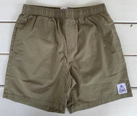 QUAY - Beach Short Army