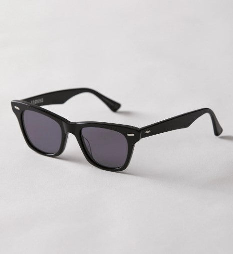 EPOKHE - Szex Black Polished Sunglasses