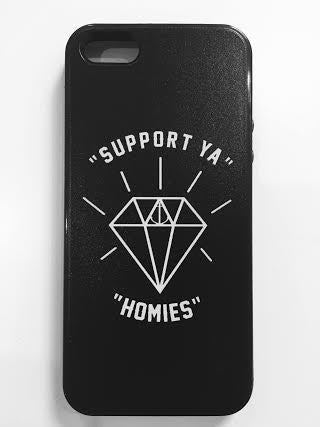 "QUAY - ""Support Ya Homies"" iPhone Case"