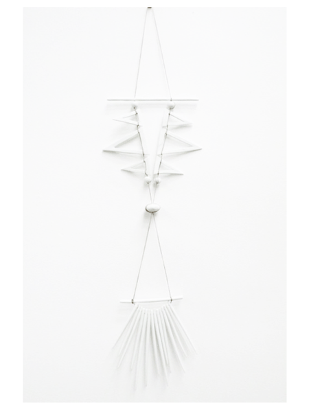 Heather Levine Ceramic Wall Hanging No.3