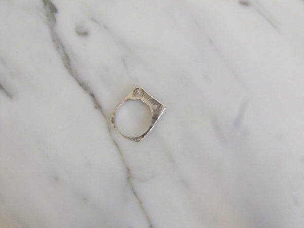 Leah Ball Bronze Petra Ring