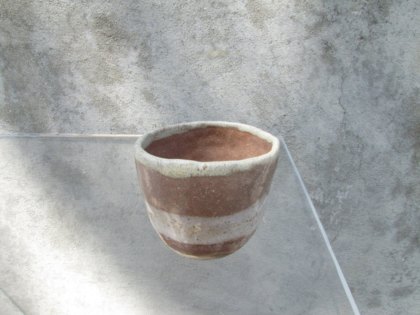 Shino Takeda Tea/Sake Cup-Pale