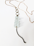 Wave Rider Necklace-Lake
