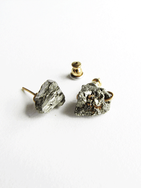 Pyrite Gemstone Posts