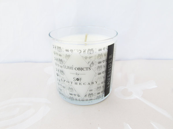S+F Botanical YouJoy Candle